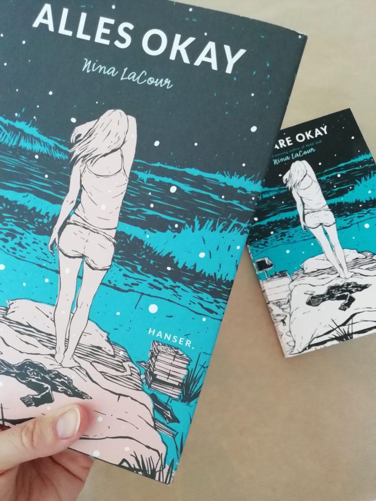Buchcover Comic von Alles okay