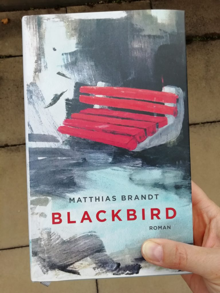 Blackbird Cover